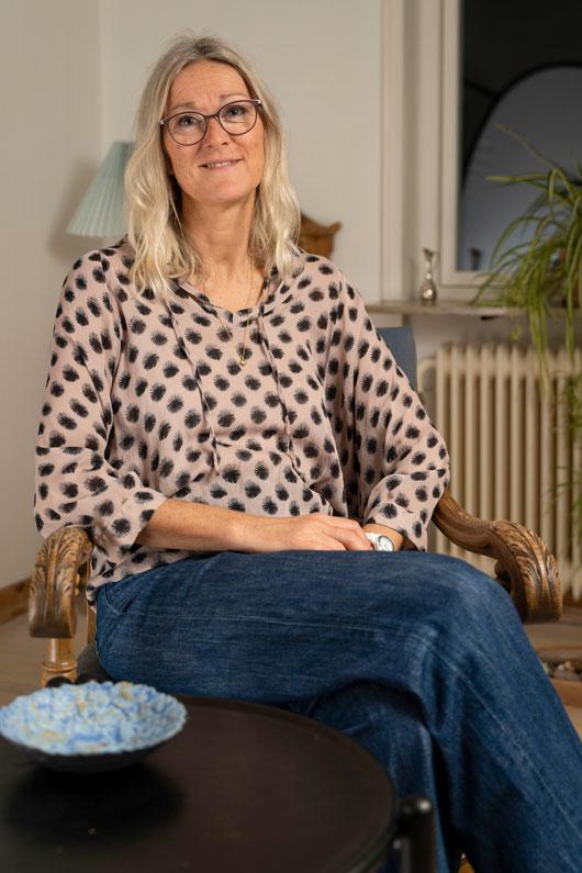 Psykoterapeut Marianne Møllekær, Valby